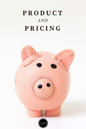 Sales: Product And Pricing