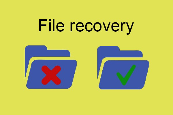 Throwback Thursday – File Recovery!