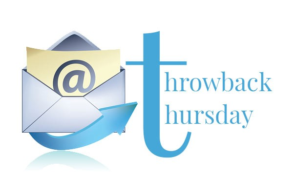 Throwback Thursday – Email Mailing Lists!