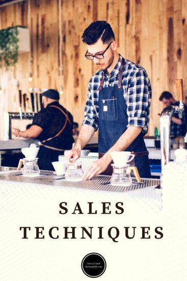 Sales: Sales techniques