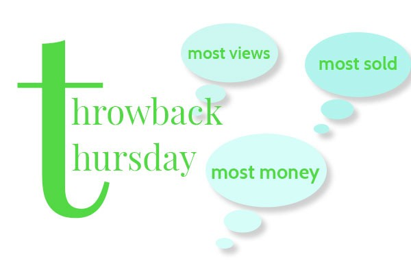 Throwback Thursday – What's Your Most Popular Image?