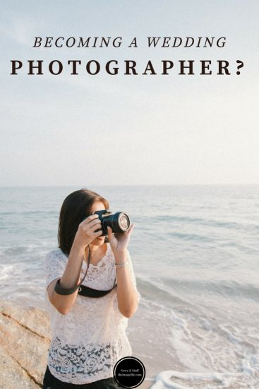 Becoming A Wedding Photographer?