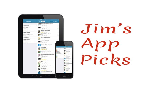 Jim's App Picks!