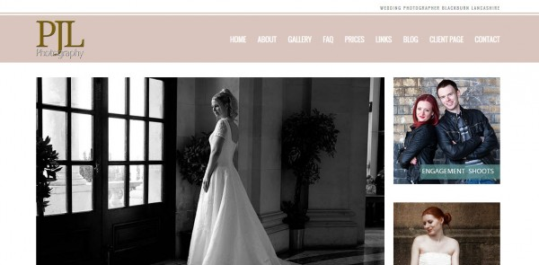 Philip lord wedding website