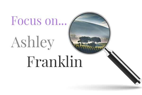 Focus On…Ashley Franklin!