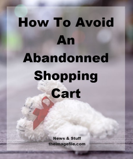 How to avoid an abandonned shopping cart