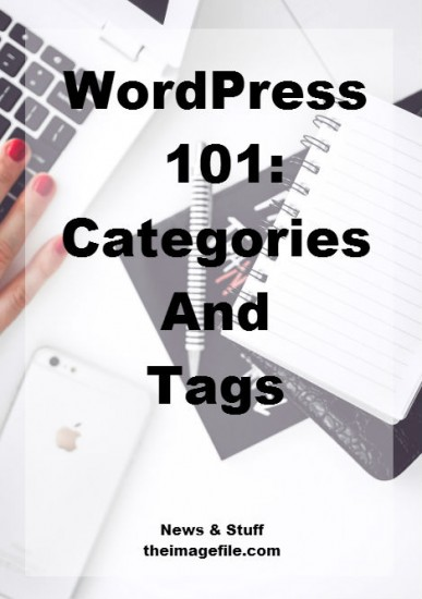 Categories and tags pinterest