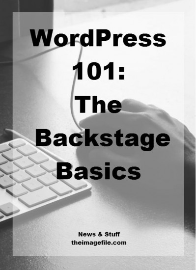 The Backstage basics pinterest