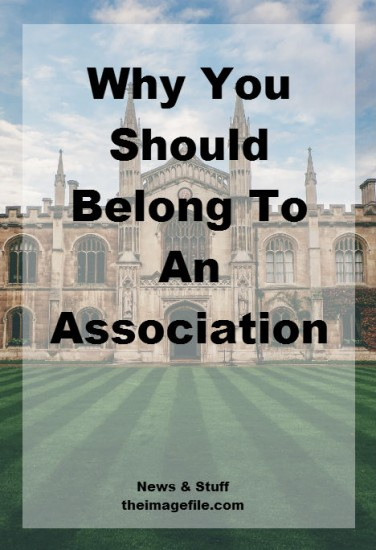 why you should belong to an association pinterest