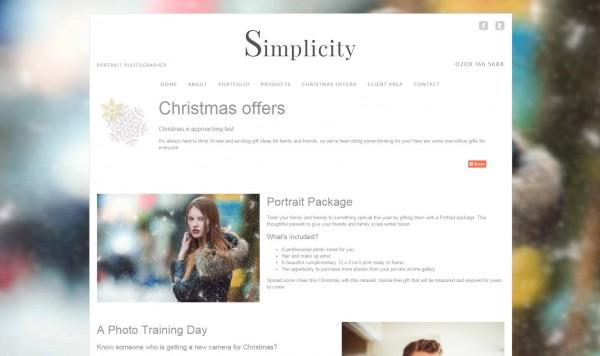Christmas offer 3