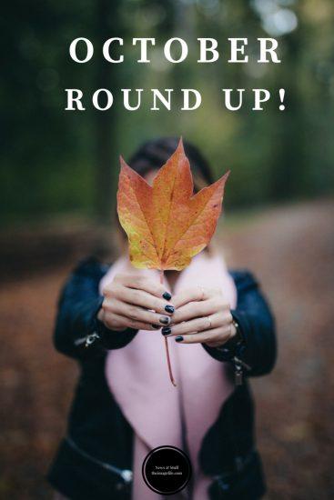 October Round Up!