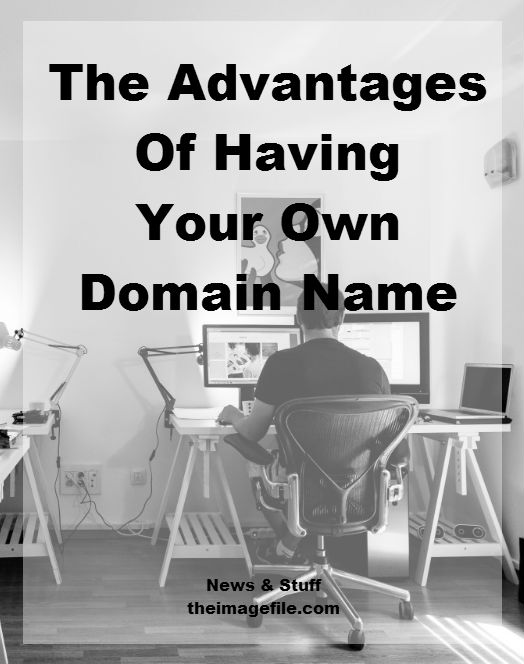 how to create your own domain name