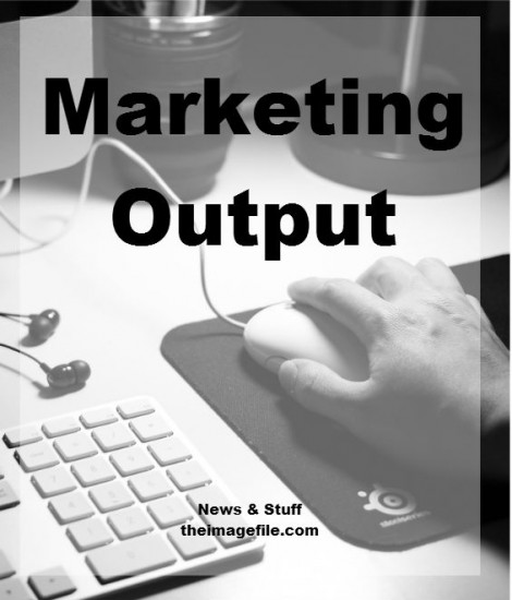 Marketing output