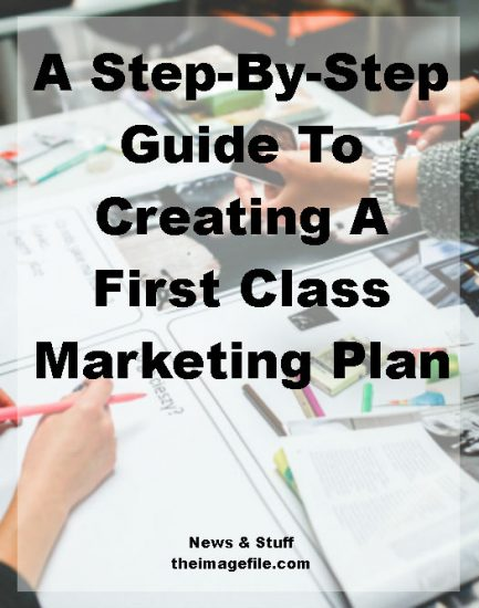 step-by-step guide to creating marketing plans