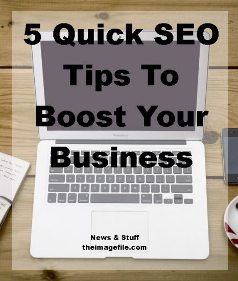 5 Quick SEO Tips