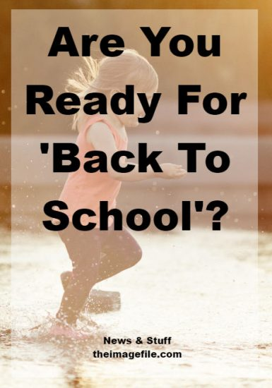Are you ready for back to school