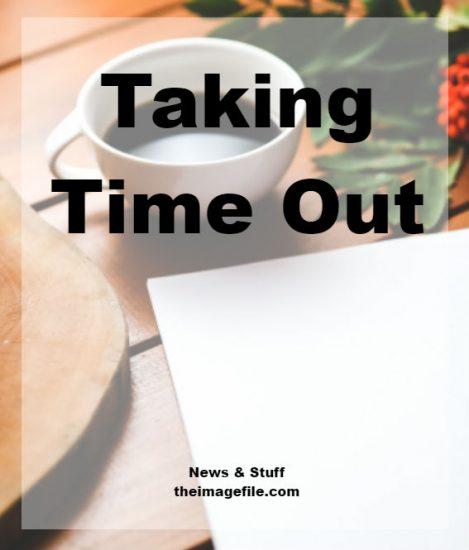 taking time out