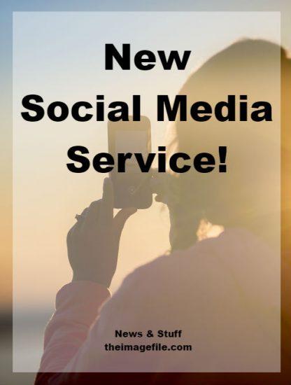 New Social Media Service