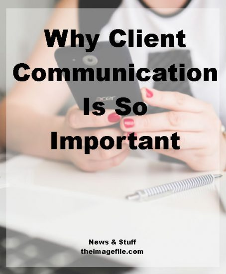 Understand why communication is important in