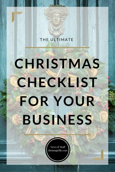 The Ultimate Christmas Checklist For Your Business