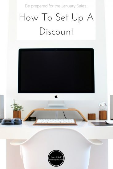 The Discount You Need For The January Sales