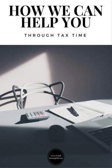 How theimagefile can help you through this taxing time