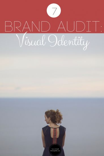 Brand Audit: Visual Identity