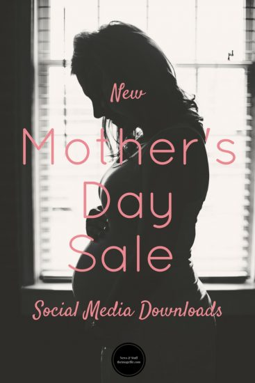 New Mother's Day Sale Social Media Downloads!