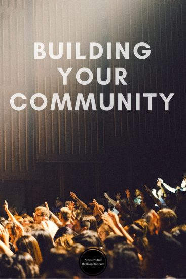 Building your community
