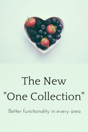 "The New ""One-Collection""!"