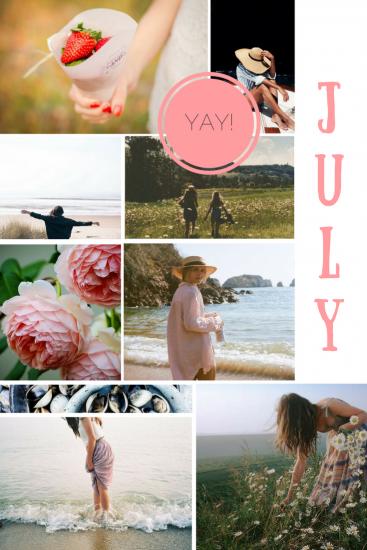 Moodboard: July