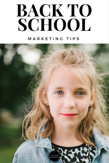 3 Pre-Back To School Marketing Tips