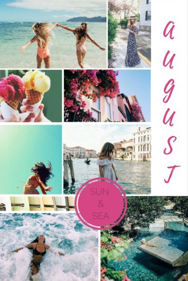 Moodboard: August