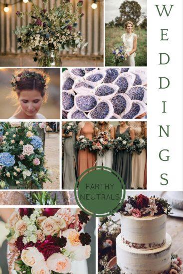 Moodboard: September Weddings
