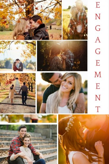 Moodboard: October Engagements