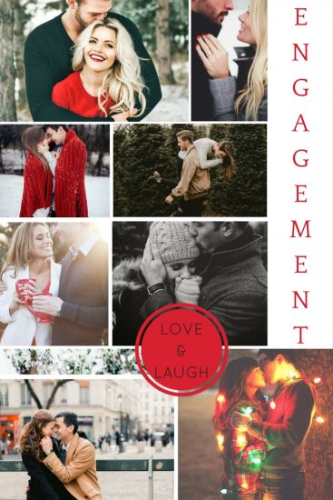 Moodboard: December Engagements
