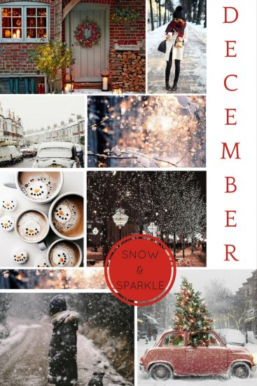 Moodboard: December