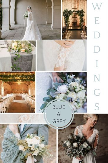 Moodboard: November Weddings