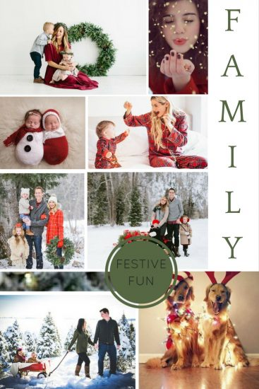 Moodboard: December Family