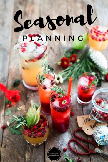 Seasonal planning