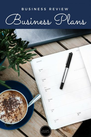 Business Review: Business Plans