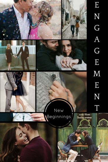 Moodboard: January Engagements