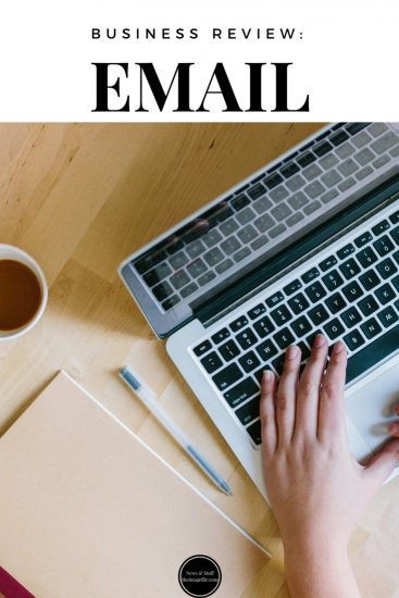 Business Review: Email Marketing