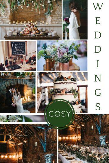 Moodboard: February Weddings