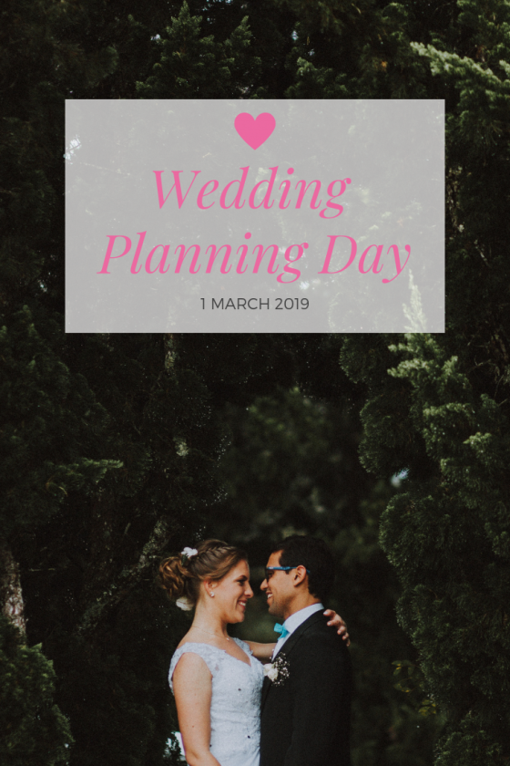 Wedding Planning Day