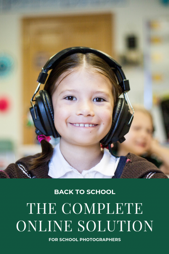The Complete Online Solution For School Photographers
