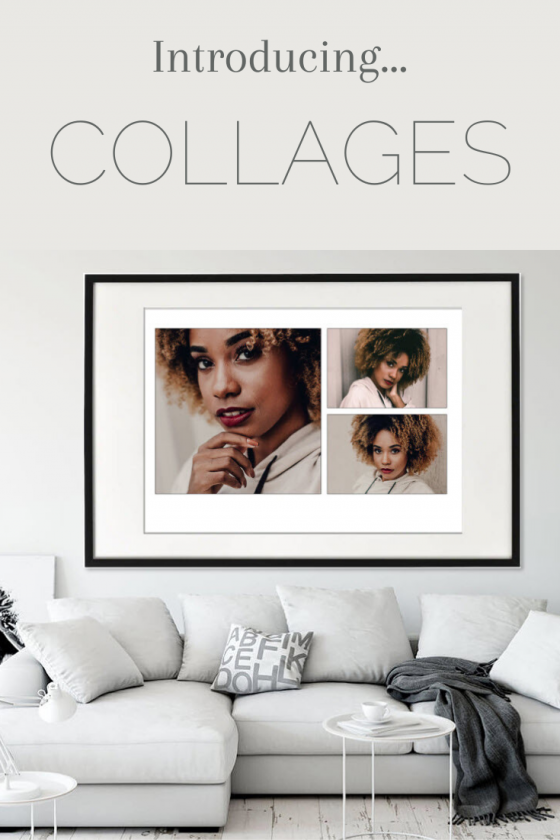 Introducing…Collages