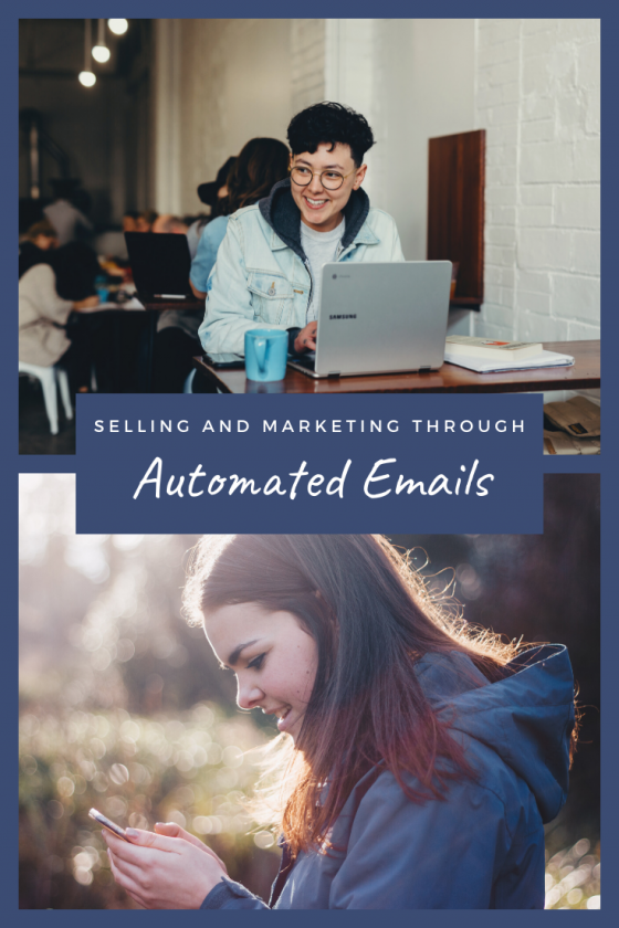 Selling & Marketing Within Automated Emails