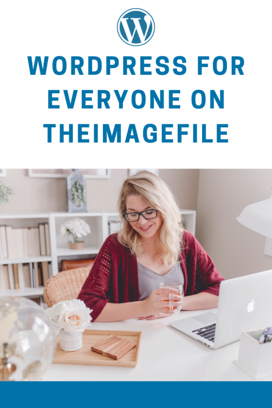 WordPress for everyone on theimagefile!