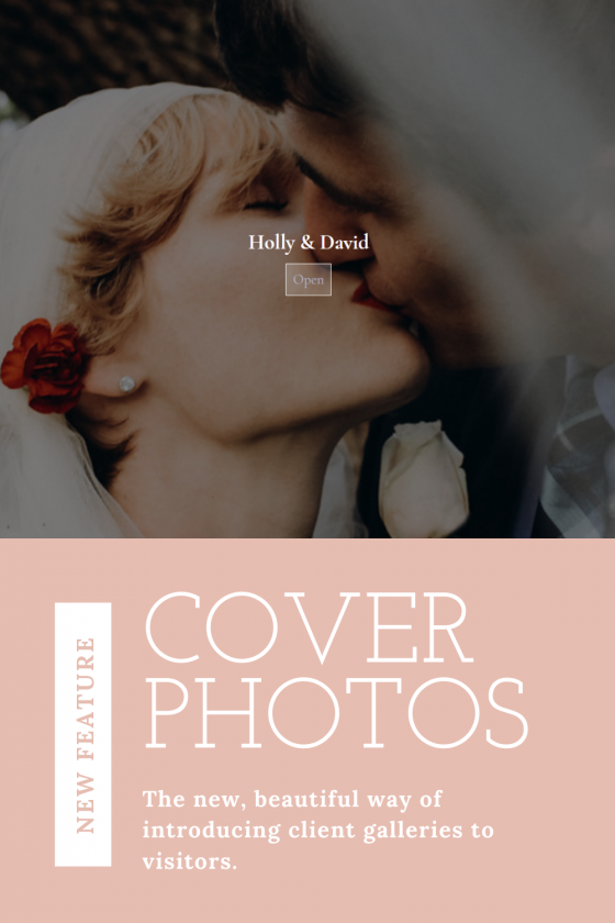 Cover Photos   Create Even More Beautiful Client Galleries